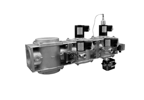 Блок клапанов С4Н-4-31 (левый)